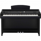 Pianos Digital YAMAHA Piano Clavinova CVP Intermedio Negro Mate  NCVP605B