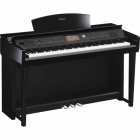 Pianos Digital YAMAHA Piano Clavinova CVP Intermedio Negro Brillante NCVP705PE