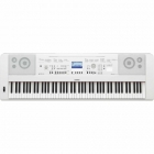 Pianos Digital YAMAHA Piano Digital Versátil 88 teclas blanco  NDGX650WHSPA