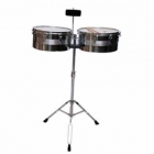 Timbal NEW BEAT TIMBALES NEW BEAT MOD. LT-156C  IPNEWLT156C - Envío Gratuito
