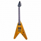 Guitarra Eléctrica GIBSON Flying V Faded 2016 Limited Run Vintage Amber  DSVF16VACH1