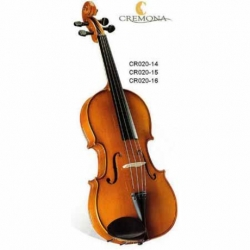 "Viola CREMONA VIOLA NIVEL ESTUDIANTE 15"" NATURAL  CR020-15"