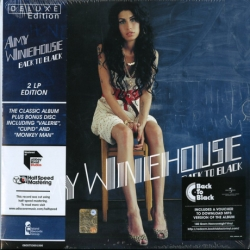 Coleccionista SONY Vinyl Back To Black / Amy Winehouse - Envío Gratuito