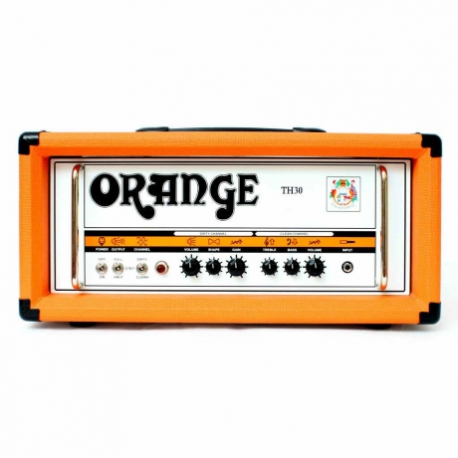Amplificador de Guitarra ORANGE AMPLI. GUITARRA ELEC. ORANGE, 30W MOD. TH30H  8000145 - Envío Gratuito