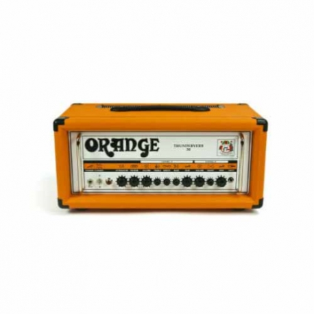 Amplificador de Guitarra ORANGE AMPLI. GUITARRA ELEC. ORANGE THUNDER 50W MOD. TV50H  8000151 - Envío Gratuito