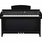 Pianos Digital YAMAHA Piano Clavinova CVP Intermedio Negro Brillante  NCVP605PE