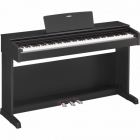 Pianos Digital YAMAHA Piano digital Arius (Incluye adaptador PA5D), Negro  NYDP143BSPA