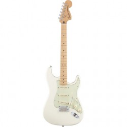 Guitarra Eléctrica Fender GUITARRA DELUXE ROADHOUSE OLYMPIC WHITE STRATOCASTER 0147302305