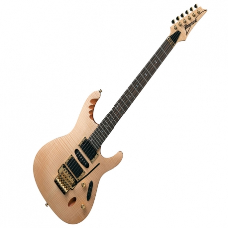 Guitarra Eléctrica IBANEZ GUITARRA ELECTRICA HERMAN LI DRAGON FORCE NATURAL 8202484 - Envío Gratuito