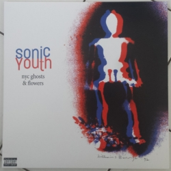 Coleccionista SONY Vinyl Nyc Ghosts & Flowers / Sonic Youth - Envío Gratuito