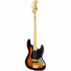 Bajo Eléctrico Squier Vintage Modified Jazz Bass 77 Maple Fingerboard 3-Color Sunburst 0307702500